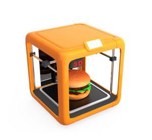 3D Burger?